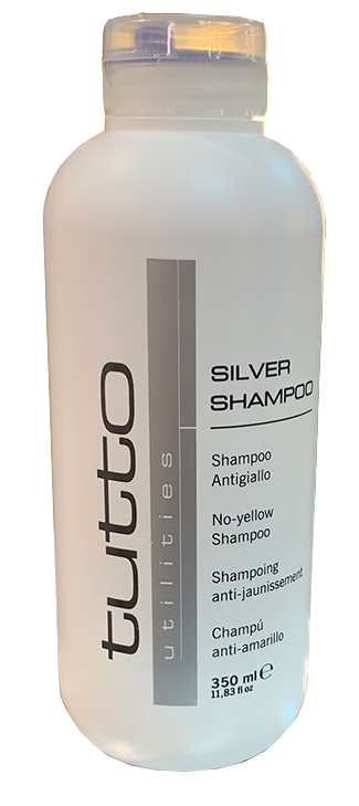 single bottle of tutto shampoo